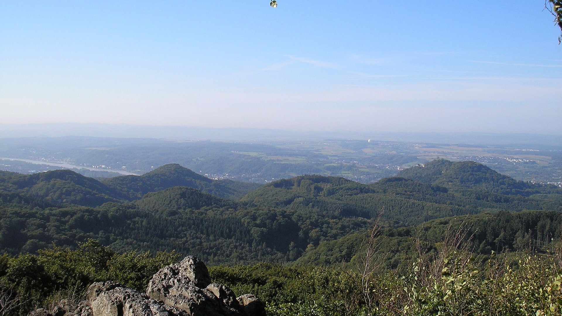 Siebengebirge (Seven Mountains)