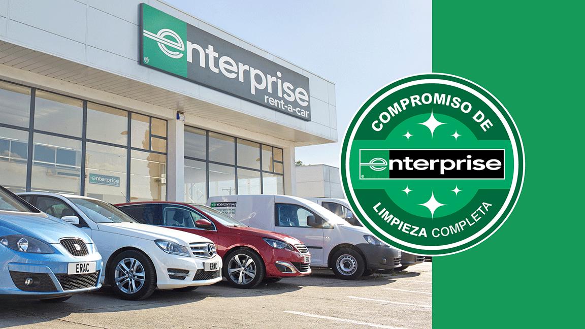 Alquiler de Coches y Furgonetas España | Enterprise Rent-A-Car